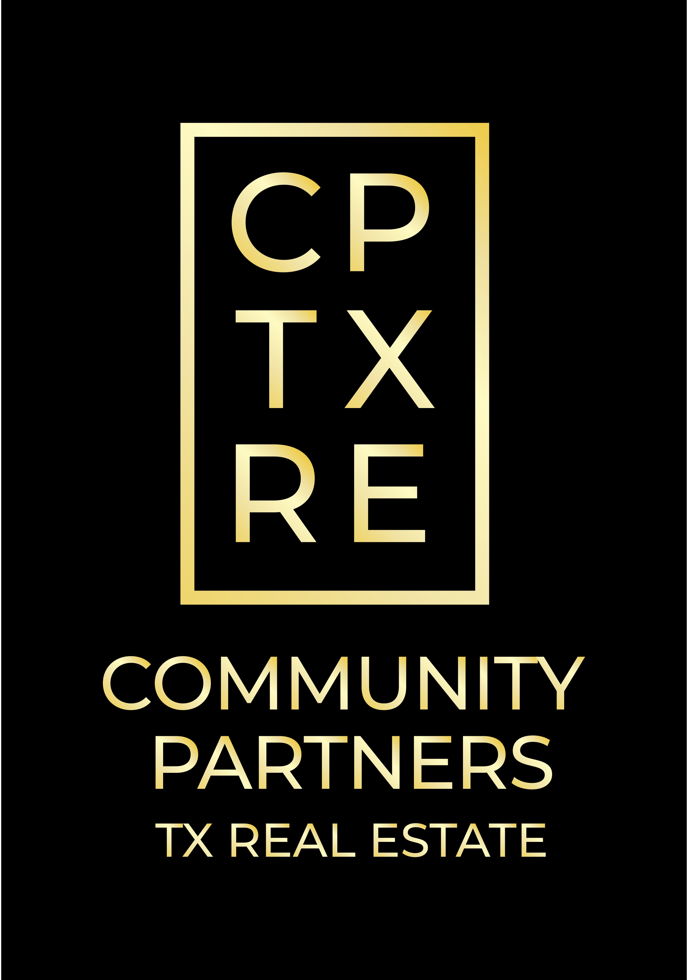 Community Partners TX Real Estate