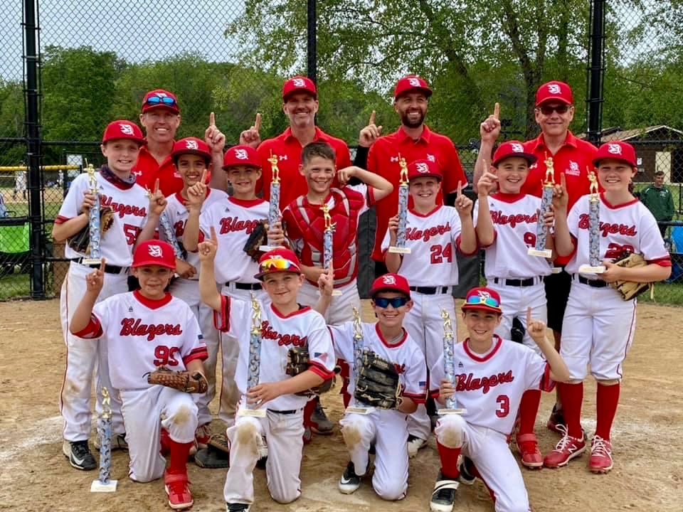 WINFIELD WOLVES 2021 Memorial Day Weekend 10U Tournament Champs!