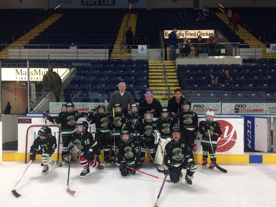 Mites at the Thunderbird Cup