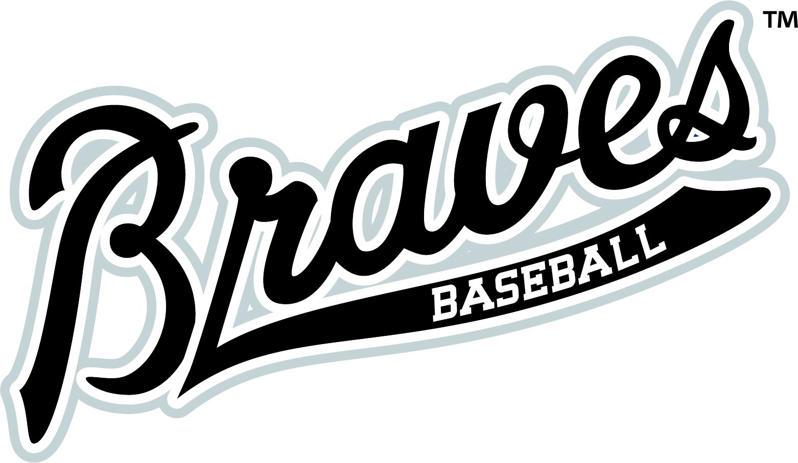 burr ridge braves atlanta braves logo font download Atlanta Braves Retro Logo