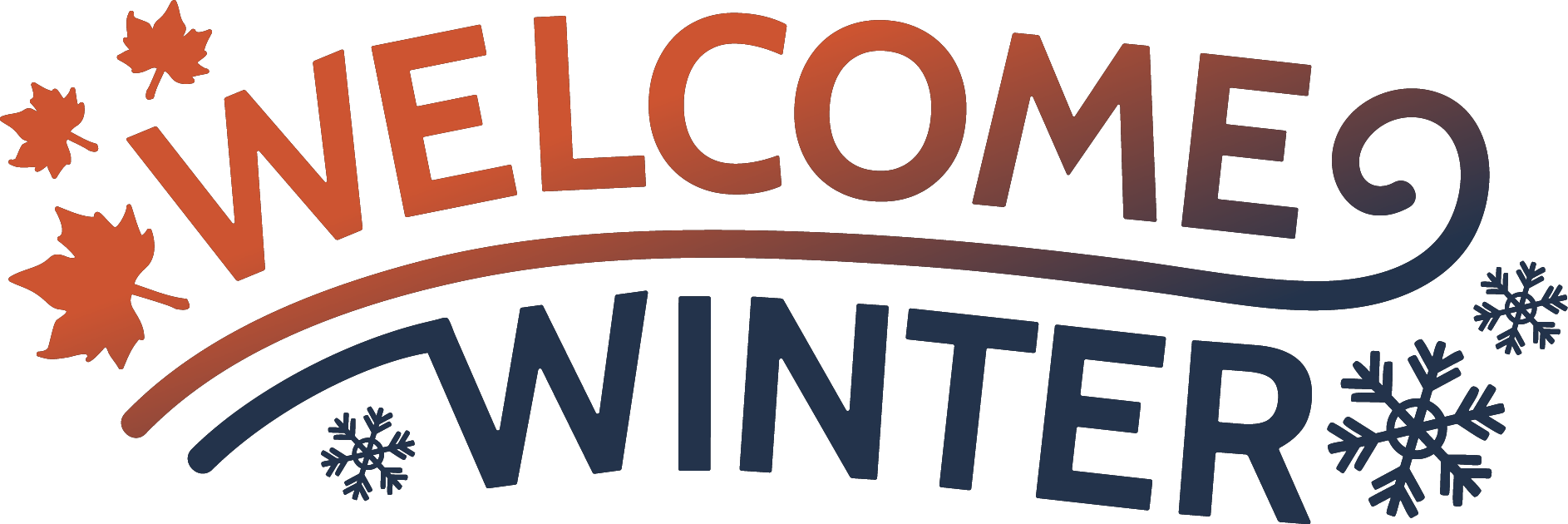 Image result for welcome winter transparent