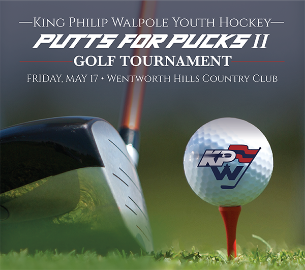 Kpw Golf Tournament King Philip Walpole Youth Hockey