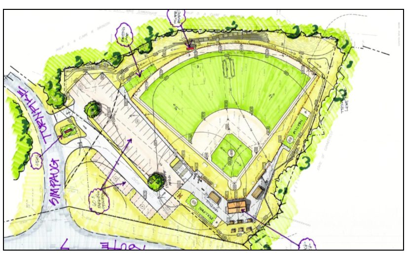 About the New Field | Ridgefield Little League Baseball