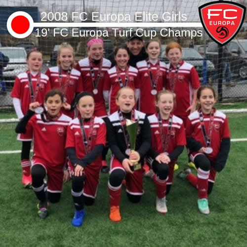 2008 Girls Elite