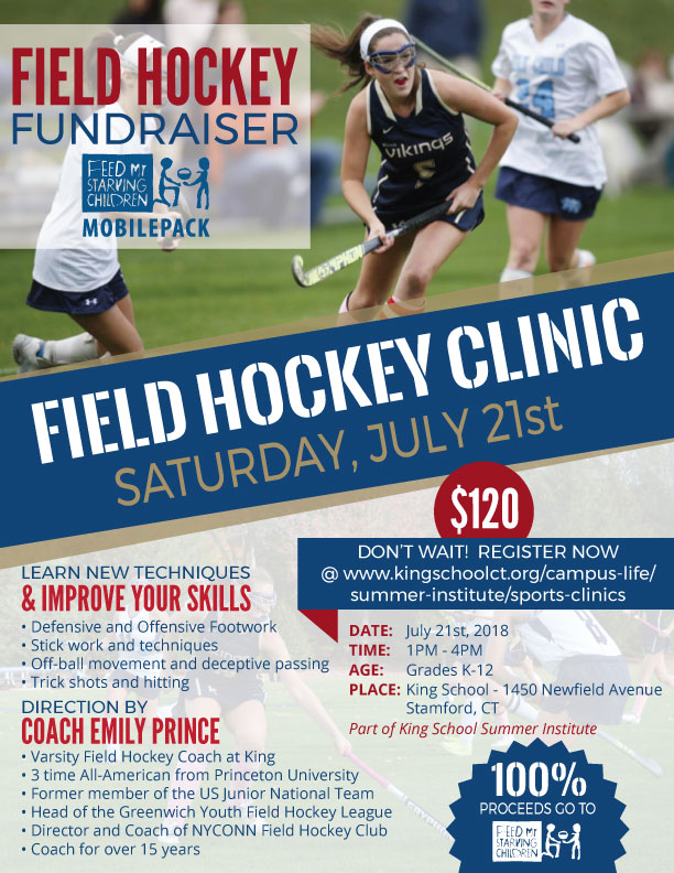Field Hockey Fundraiser