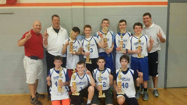 Boys 7th-8th Grade Bulls