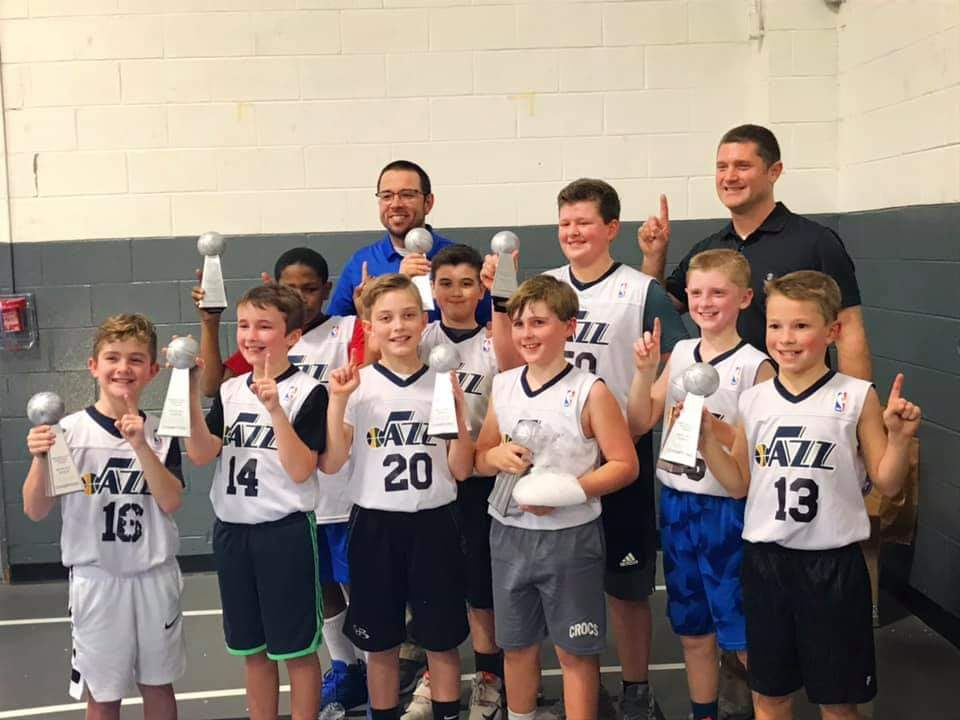 Boys 5th Grade Jazz