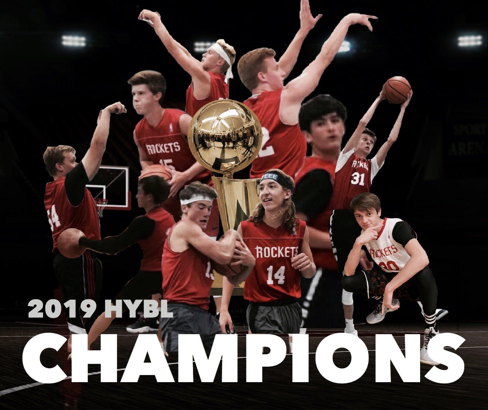 HYBL Rockets Champs