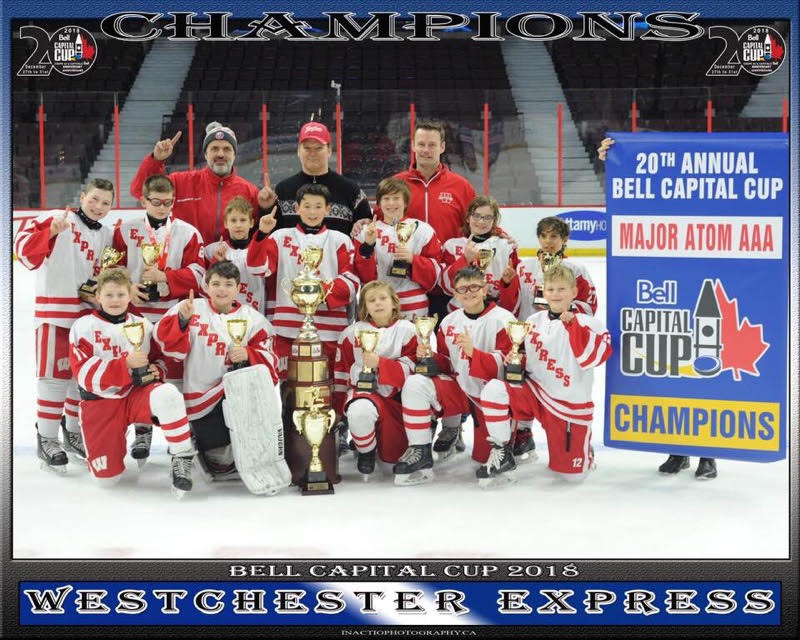 The 08s Won Much Coveted Bell Capital Cup In Ottawa This Past Weekend