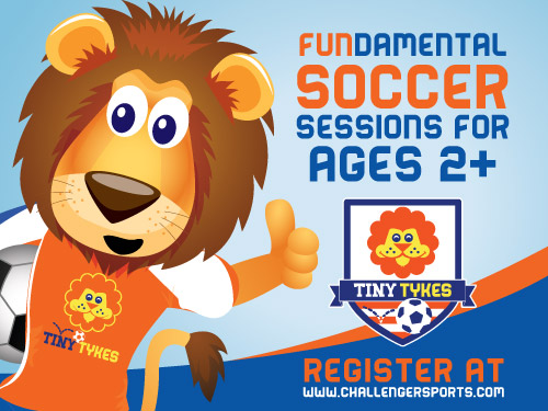 Tiny Tikes Program by New Fairfield Soccer Club