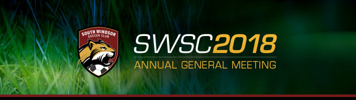 SWSC 2018 Annual General Meeting