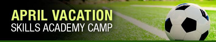 April Vacation Skills Academy Camp