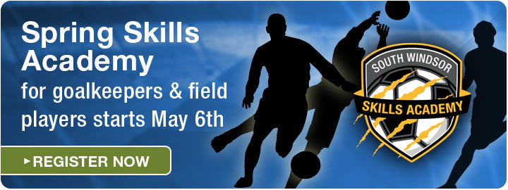 Skills Academy spring session starts May 6th