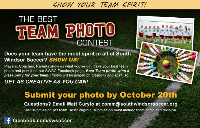 The Best TEAM PHOTO Contest