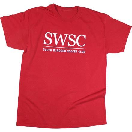 Initials Cardinal T-Shirt