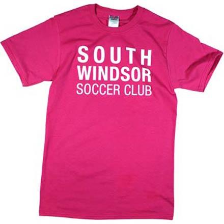 Block Pink T-Shirt