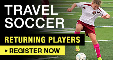Travel Soccer for Returning Players