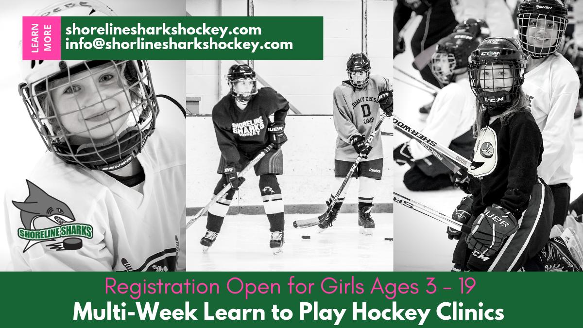 Open February 2019 Calendar Green Heading Shoreline Sharks Youth Hockey League