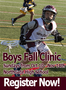 Boys Fall Clinics! Register Now!