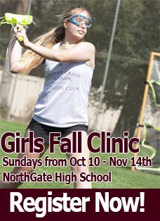 Girls Fall Clinics! Register Now!