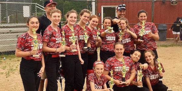 12U: 2017 KINGSTON INVITATIONAL TOURNAMENT CHAMPIONS