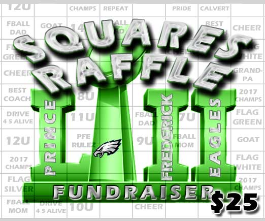 Squares Fundraiser | Prince Frederick Eagles - Youth