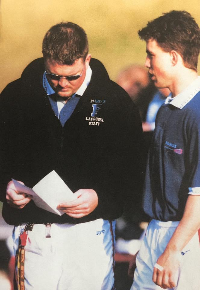 1995 - Our First Year at Fairfax High School