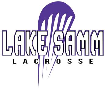 Lake Samm Lacrosse Logo