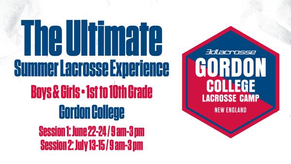 3D Gordon College Lacrosse Clinic 2021