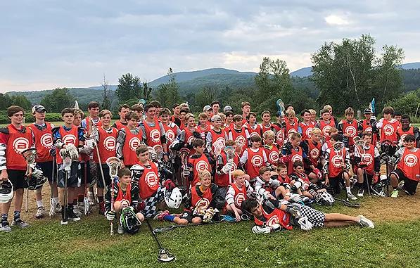 Bitter Lacrosse Camp
