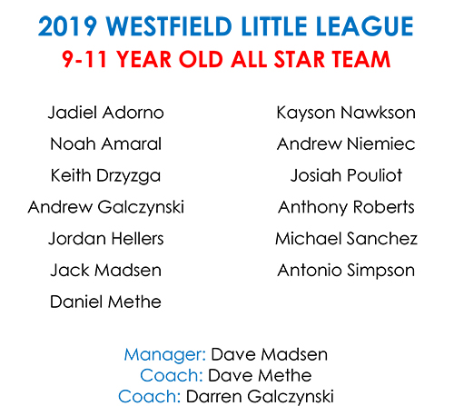 11 Year Old All Stars