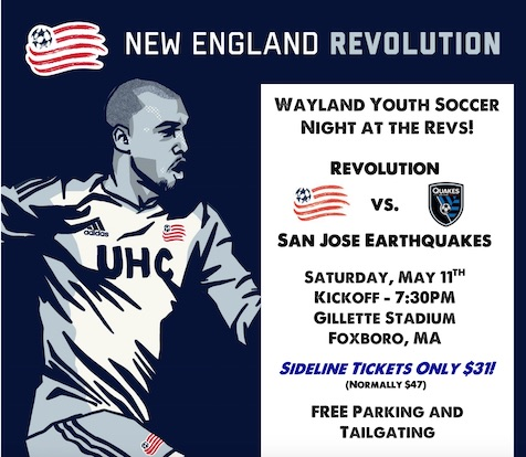 Wayland Night at the Revs