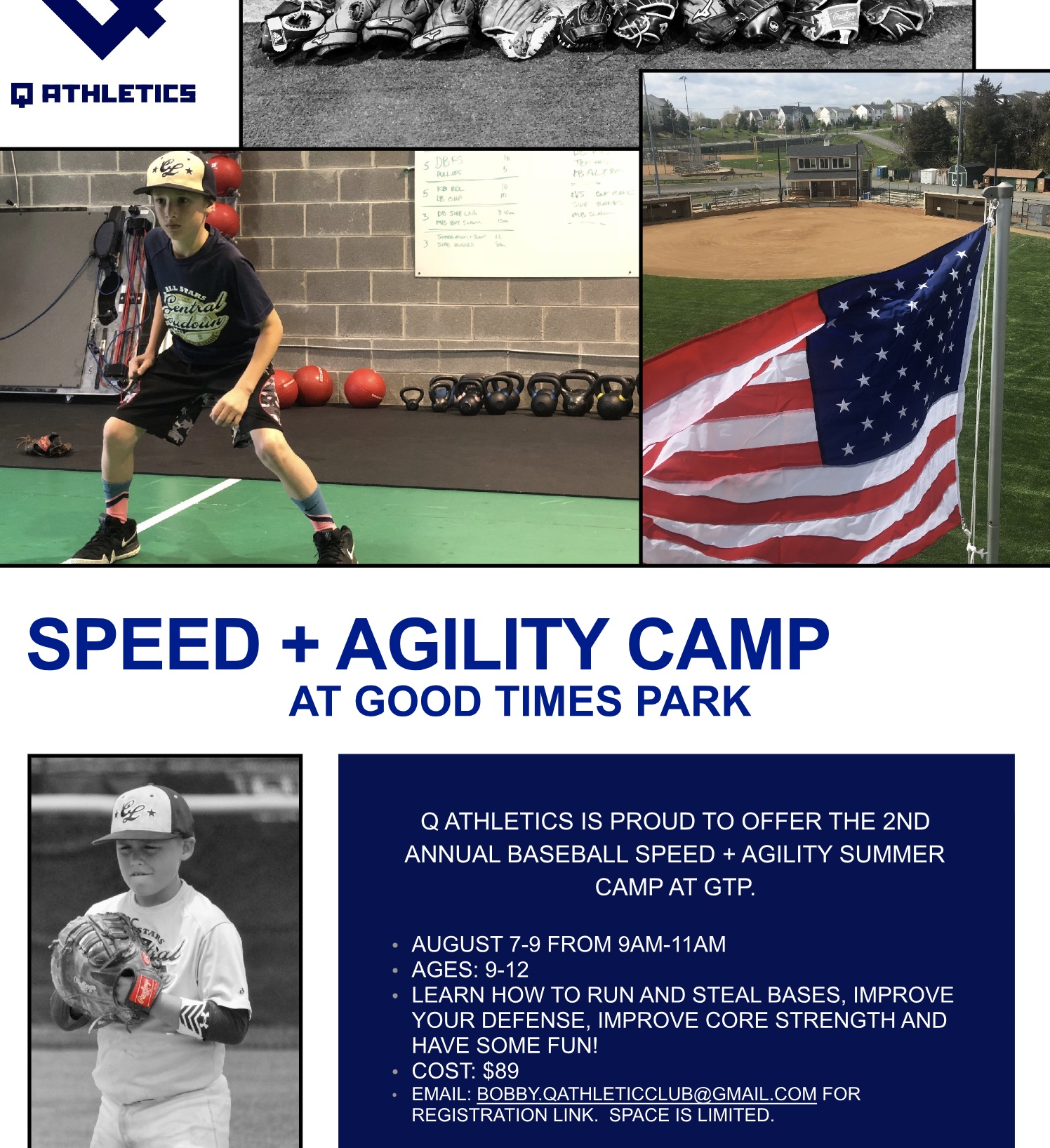 Summer campsother baseball central loudoun little league each day of the camp will include specific skill instruction modified games and the popular ripken quick ball mini whiffle ball stadium sciox Choice Image