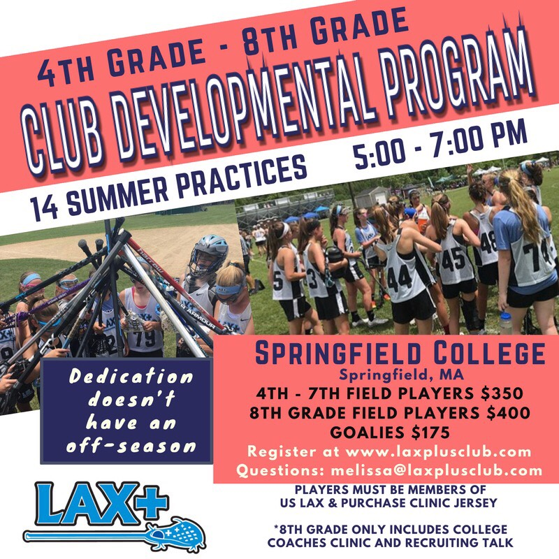 Image result for lax plus summer series