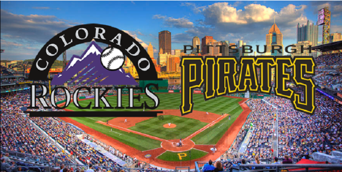 Image result for Rockies vs Pirates