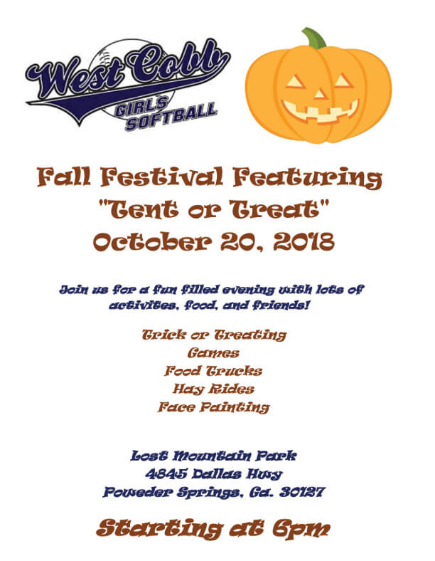 WCGS Fall Festival 2018