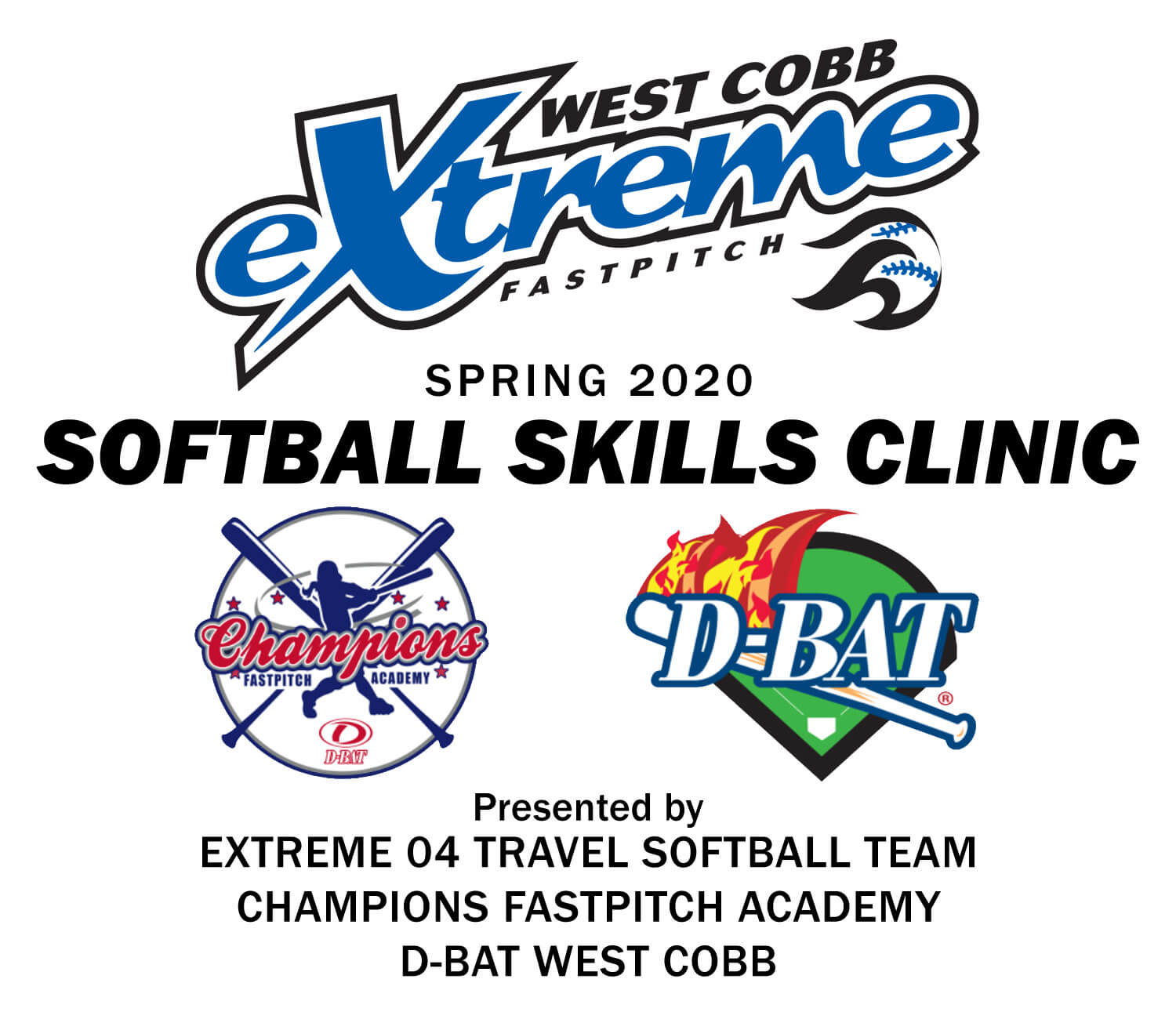 West Cobb Extreme Spring Skills Clinic