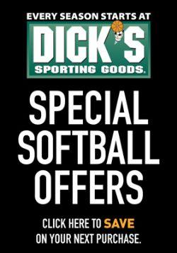 Dick's Sporting Goods - OFFER-