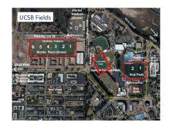 UCSB Field Map