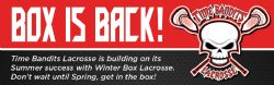 Fall Season Box lacrosse