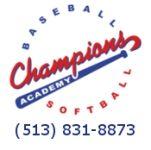 Champions Baseball/Softball Academy