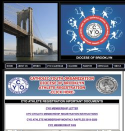 Brooklyn CYO Registration
