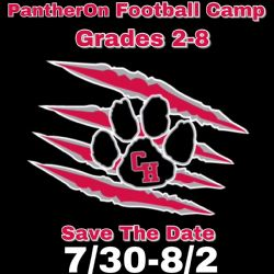 Youth PantherOn Camp