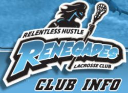 Relentless Hustle Girls Lacrosse Club