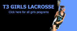 T3 Girls Lacrosse