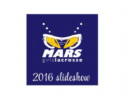 2016 Mars Girls Lax slideshow