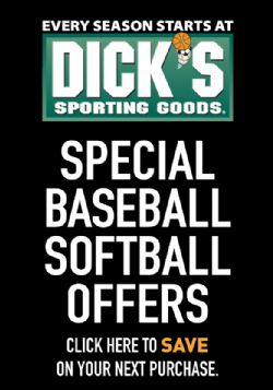 Dick's Sporting Goods Special Offer