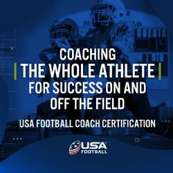 USA Football Certification