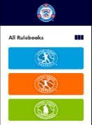 Little League Rule Book App