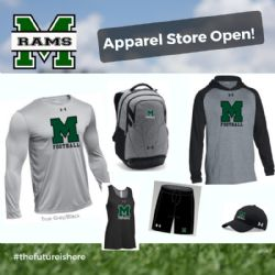 MYF Apparel Store now open!